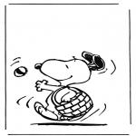 Bohaterowie Z Bajek - Snoopy 1