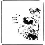 Bohaterowie Z Bajek - Snoopy 2