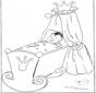 Śpiąca Królewna w Łóżku