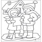 Boze Narodzenie - Śpiewanie Kolęd
