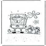 Przedszkolaki - SpongeBob się wstydzi