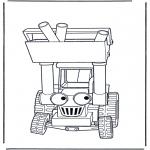 Przedszkolaki - Spychacz Boba