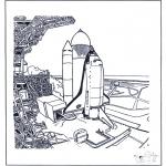 Różne - Statek kosmiczny