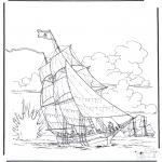 Różne - Statek w Walce