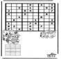 Sudoku Auta
