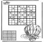 Sudoku Balon Powietrzny