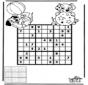 Sudoku Dalmantyńczyki