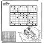 Sudoku Delfin