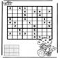 Sudoku Dziewczynka