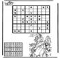Sudoku Jazda Konna