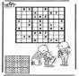 Sudoku Jip i Janneke