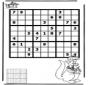 Sudoku Kangur