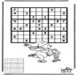Sudoku Łyżwiarstwo