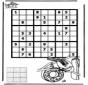 Sudoku Ptak