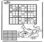 Sudoku Samolot