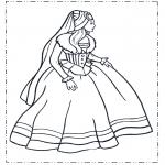 Różne - Sukienka Księżniczki