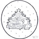 Boze Narodzenie - Swiąteczna Wykłuwanka 1