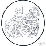Boze Narodzenie - Swiąteczna Wykłuwanka 10