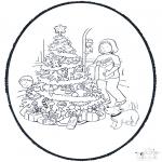 Boze Narodzenie - Swiąteczna Wykłuwanka 11