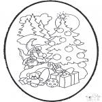 Boze Narodzenie - Swiąteczna Wykłuwanka 12
