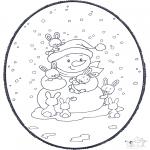 Boze Narodzenie - Swiąteczna Wykłuwanka 2