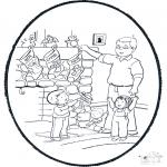 Boze Narodzenie - Swiąteczna Wykłuwanka 6