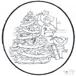 Boze Narodzenie - Swiąteczna Wykłuwanka 9