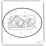 Boze Narodzenie - Święta-Wykłówanka 15
