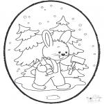 Boze Narodzenie - Święta-Wykłówanka 18