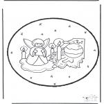 Boze Narodzenie - Święta-Wykłówanka 23