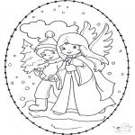 Boze Narodzenie - Święta Wyszywanka 12