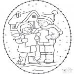 Boze Narodzenie - Święta Wyszywanka 16