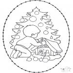 Boze Narodzenie - Święta Wyszywanka 20
