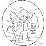 Boze Narodzenie - Święta Wyszywanka 23