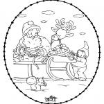 Boze Narodzenie - Święta Wyszywanka 24