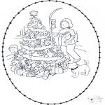 Boze Narodzenie - Święta Wyszywanka 5