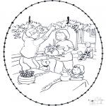 Boze Narodzenie - Święta Wyszywanka 9