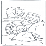 Zwierzęta - Świnki 2