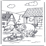 Zwierzęta - Świnki 3