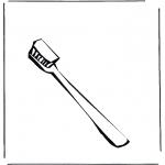 Różne - Szczoteczka do mycia zębów