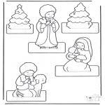 Boze Narodzenie - Szopka-Majsterkowanie 2