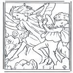 Różne - Tańczące elfiki