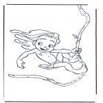 Bohaterowie Z Bajek - Tarzan 3