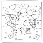 Przedszkolaki - Troskliwe misie balon
