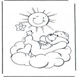 Przedszkolaki - Troskliwe misie słońce