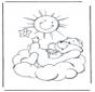 Troskliwe misie słońce