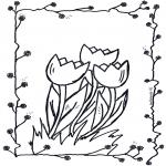 Różne - Tulipany