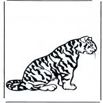 Zwierzęta - Tygrys 2