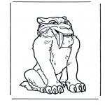 Zwierzęta - Tygrys sumatrzański