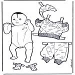 Maisterkowanie - Ubieranie dziecka